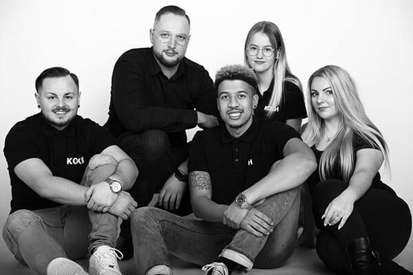 Koch Bau Gruppe Wittlich Teamfoto