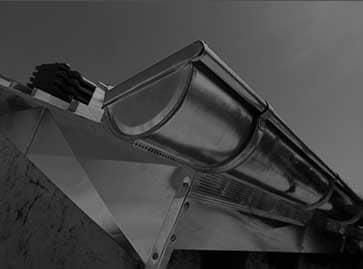 Klempnerarbeiten / Metalldach